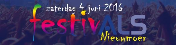 festivALS op zaterdag 4 juni 2016